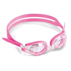 child swim goggle pink