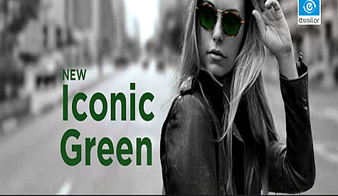 Transitions Adaptive Lenses Iconic Green