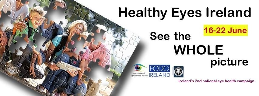Healthy Eyes Week June 2014