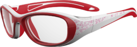Bolle Crunch 52 Medium Eyeglasses - Pink & Red