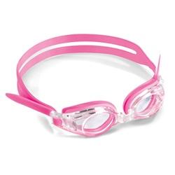 Junior Prescription Swimming Goggles Pink