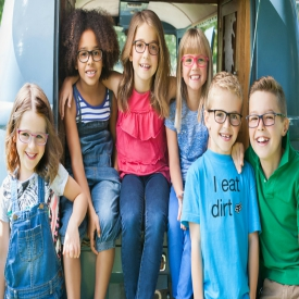 Childrens glasses 2 pairs for €100