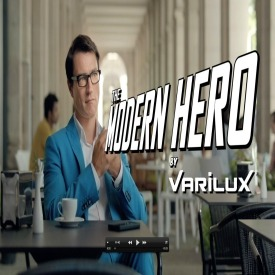 Be a Modern Hero Promotion-Complimentary 2nd pair of Crizal UV lenses