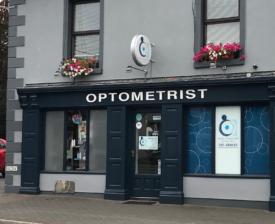 Kilcullen Optometrist Optician Kildare storefront high street