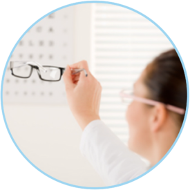 PRSI or Medical Card Funded Eye Tests