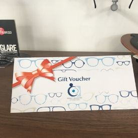 gift voucher kilcullen optician
